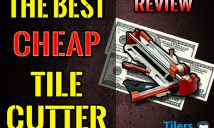 The Best Cheap Tile Cutter – The Rubi Star-N Plus