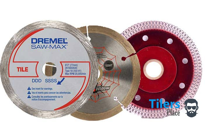 HOW TO CHANGE A TILE SAW BLADE