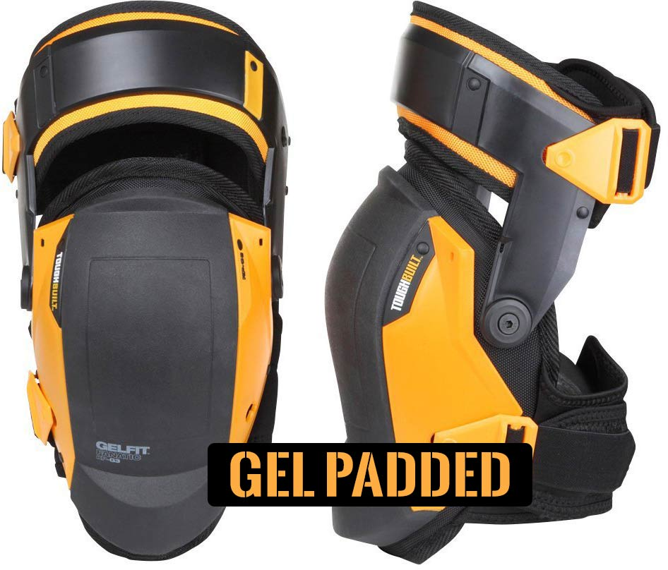 Toughbuilt Gel Fanatic Knee Pads