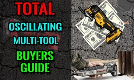 Oscillating Multi-Tool Buyers Guide – Everything You Need To Know