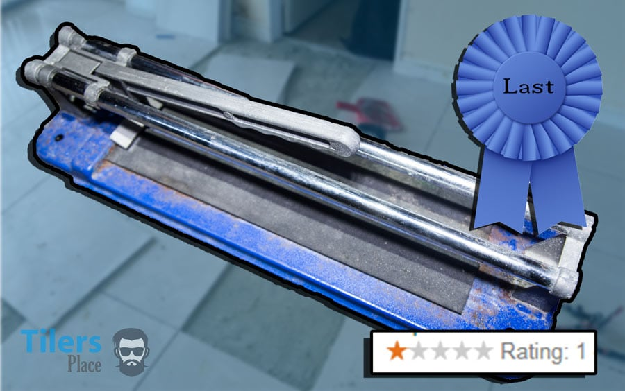 The internet says this cheap tile cutter is simply too cheap to be worth your money.
