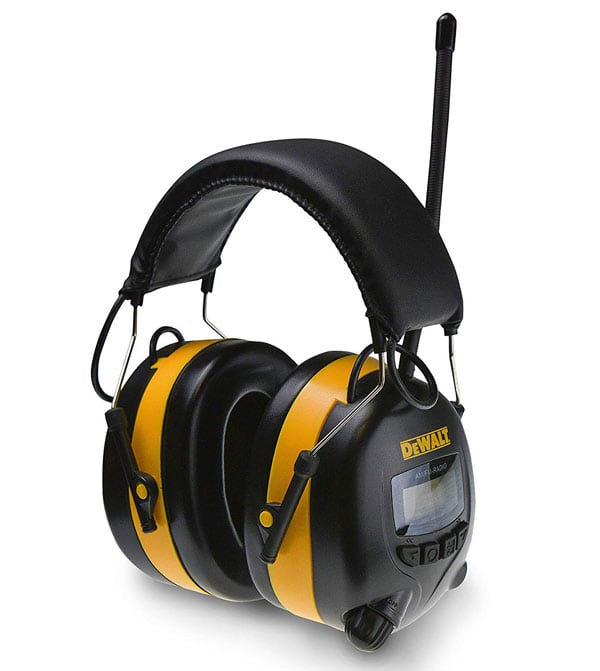 FM Ear Muffs are ideal for protecting your ears from the loud drone of an oscillating multi-tool