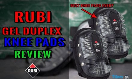 Knee Pads for Work – Rubi Gel Duplex Knee Pads