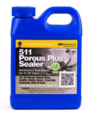 best grout sealer for porous surfaces