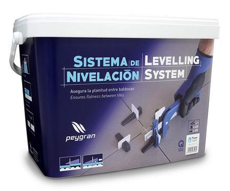 Peygran Tile Leveling System - Maximum versatility