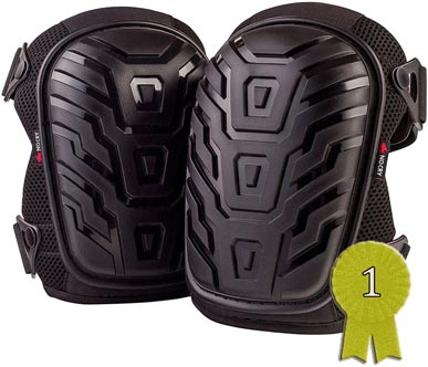 The best knee pads for work are ones that are affordable and last a long time.