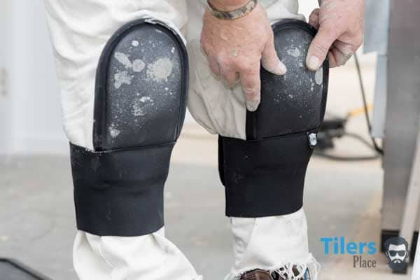 Ogre Shield Easy Knee Pads - Front