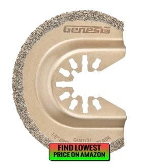 Genesis Grout Removal Blade