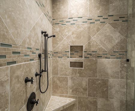 Epoxy Grout In Shower