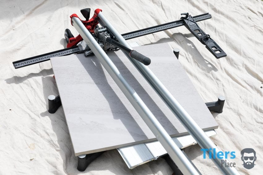 Rubi TZ Cutting Pedestal Tile