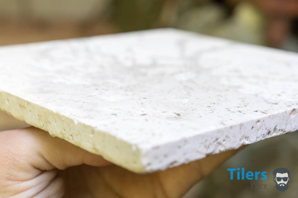 Stone Tile Sealed